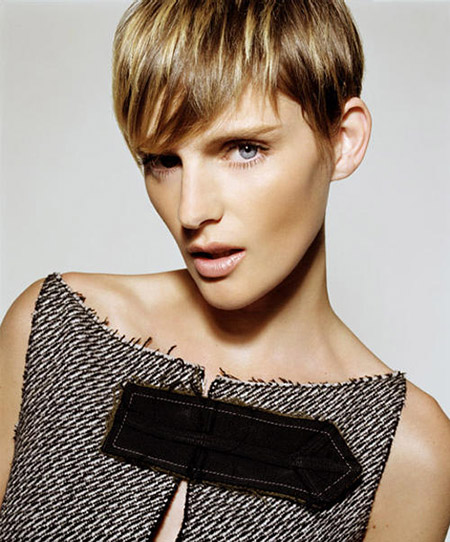 Boyish-Pixie-Cut-2 Short Hairstyles for Straight Hair