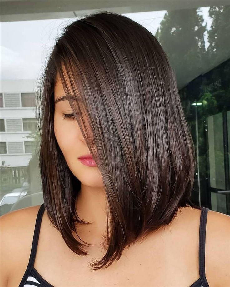 Cute Medium Length Hairstyles to Glam Up Your Look - The ...