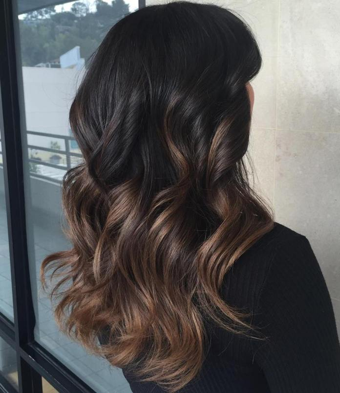 Chocolate-Ombre 14 Best Ombre Hair Color Ideas for all hair color