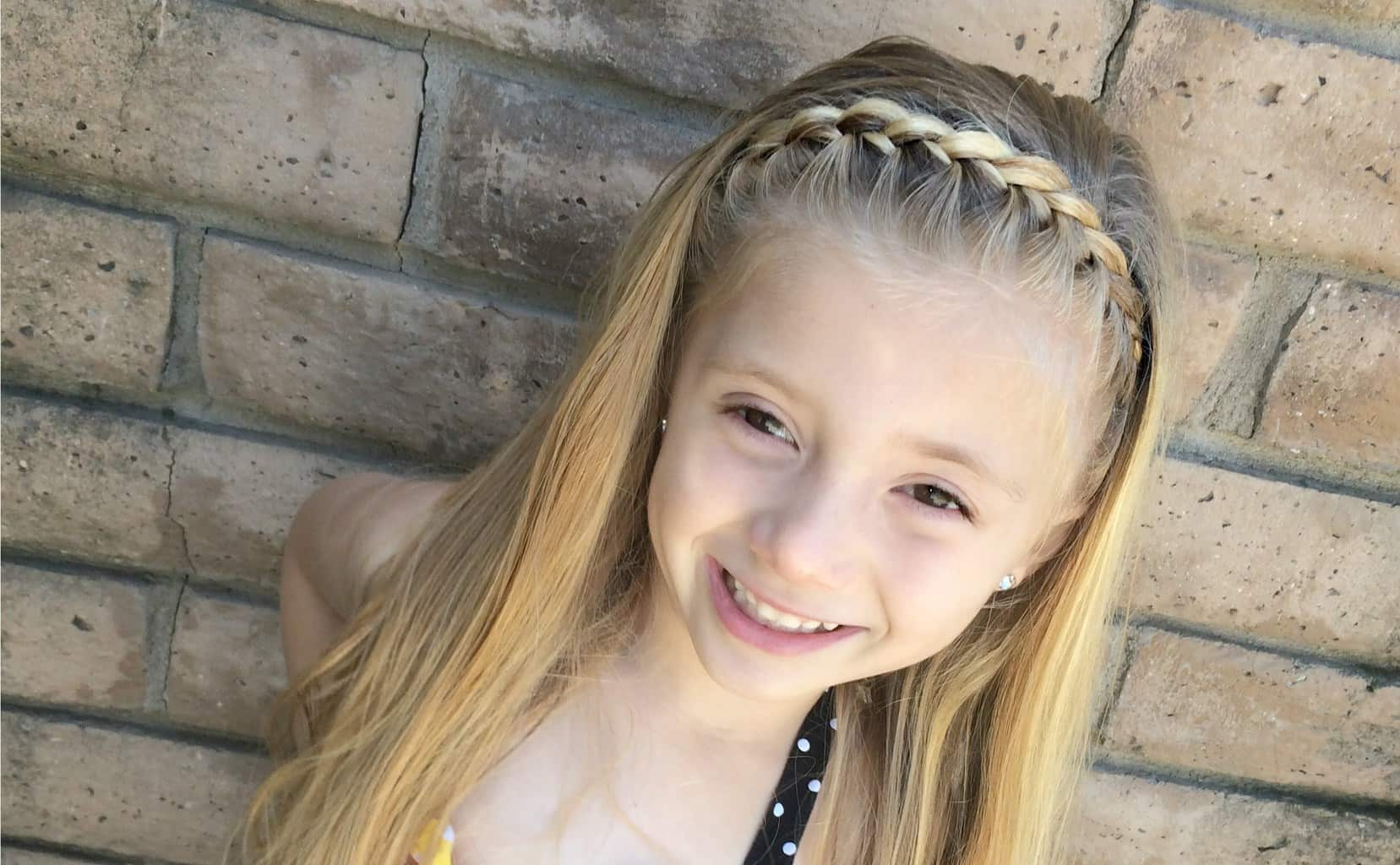 Crowned-Princess Cutest Braided Hairstyles for Little Girls Right Now