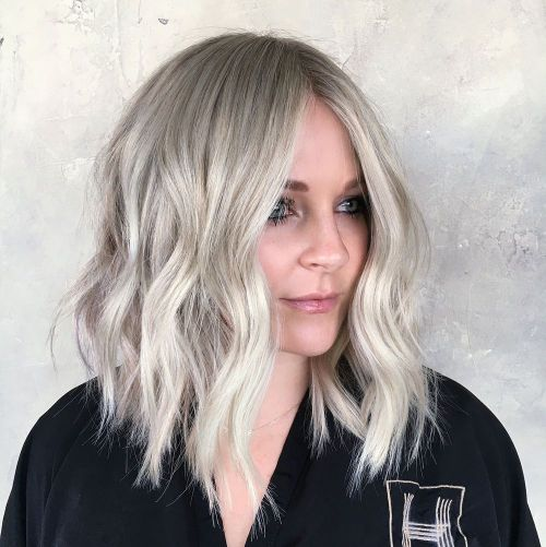 Curly-Wavy-Bob 13 On-trend Bobs and their variations in 2020
