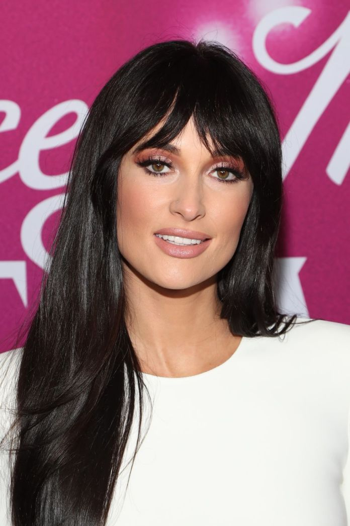 Curtain-Parted-Bangs 12 Best Hairstyles with Bangs to Inspire Your Next Cut