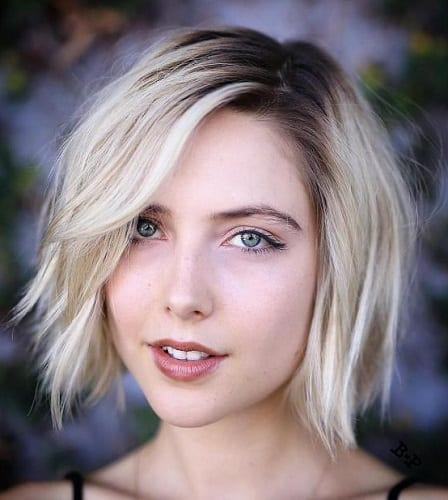 Cute-Bobs-Hairstyles-for-Women-15 Cutest Bob Haircuts for Women to Bump Up The Beauty