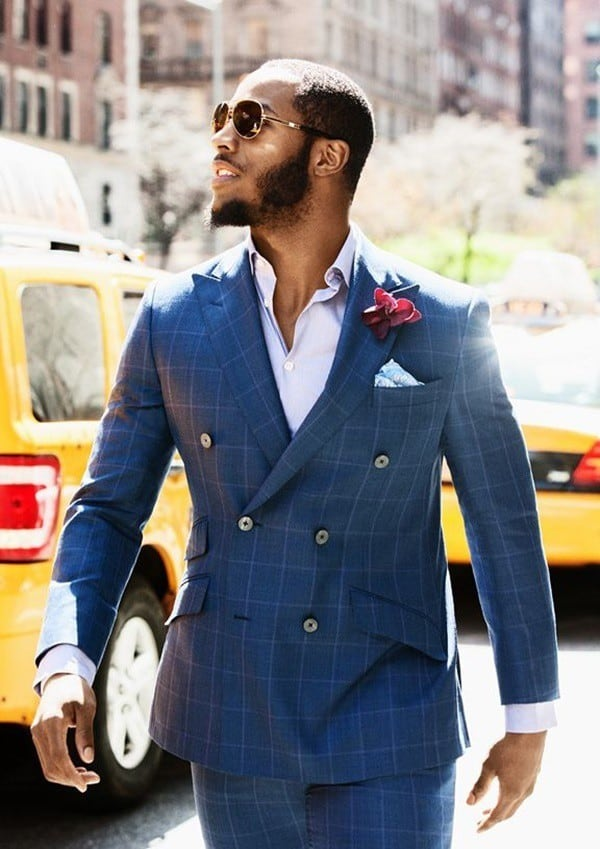 Friendly-Mutton-Chops Beard Styles for Black Men to Look Stylish