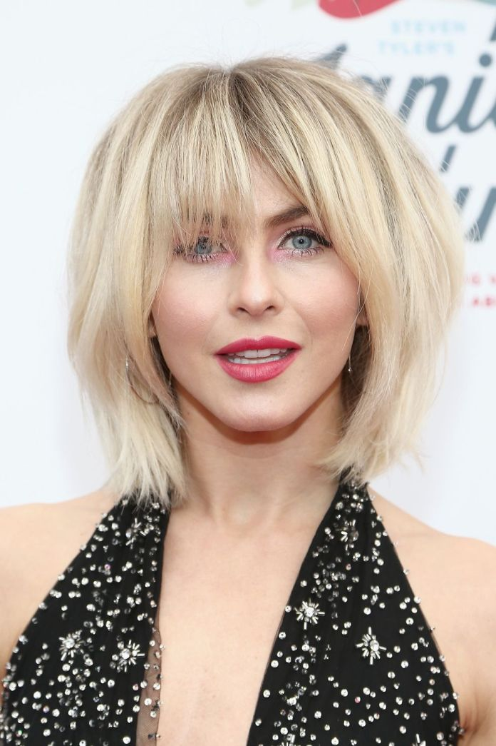 Grown-out-Shag 12 Best Hairstyles with Bangs to Inspire Your Next Cut