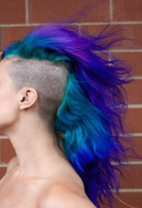Half-Shaved-Head-Hairstyles19 Brilliant Half Shaved Head Hairstyles for Young Girls