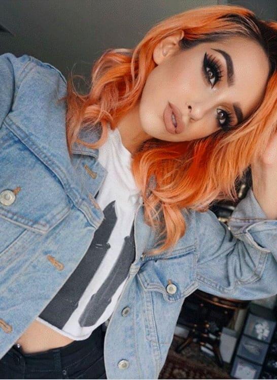 Light-Orange-Ombre Orange Ombre Hair – 12 Revolutionary Ideas to Rock