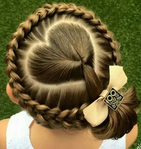 Little-Girl's-Braids-with-Beads-0 How to Style Little Girl's Braids with Beads