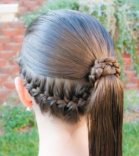 Little-Girl's-Braids-with-Beads-28 How to Style Little Girl's Braids with Beads