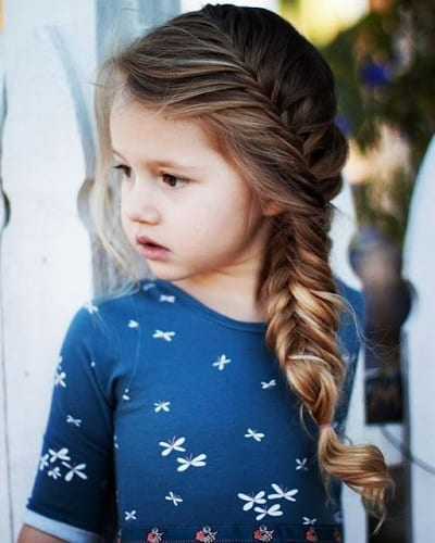 Little-Girl's-Braids-with-Beads-42 How to Style Little Girl's Braids with Beads