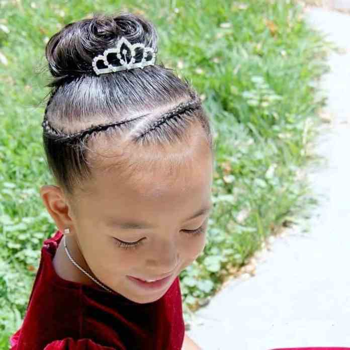 Little-Girl's-Braids-with-Beads-75 How to Style Little Girl's Braids with Beads