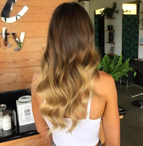Long-Fine-Ombre-Hair 14 Best Ombre Hair Color Ideas for all hair color