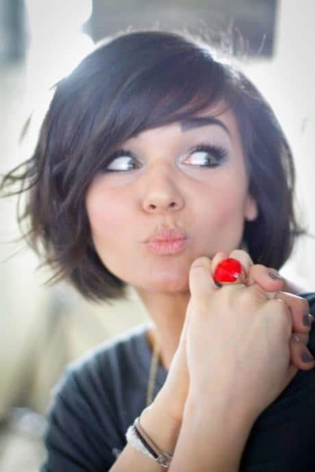 Messy-bob-1 Cutest Bob Haircuts for Women to Bump Up The Beauty