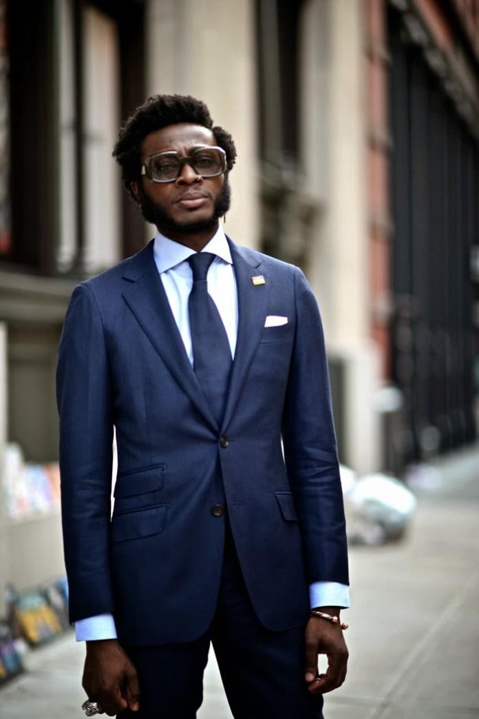 Mutton-Chops-Style-Beard Beard Styles for Black Men to Look Stylish