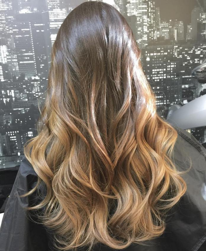 Natural-Long-Ombre 14 Best Ombre Hair Color Ideas for all hair color