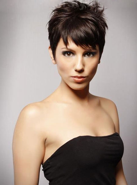 Pointy-Pixie Styles For Pixie Cuts 2020