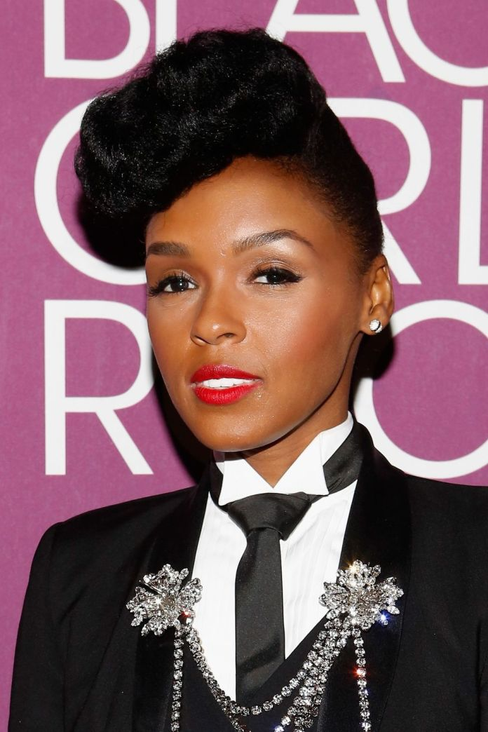 Pompadour 10 Best Natural Hairstyles to Rock Right Now