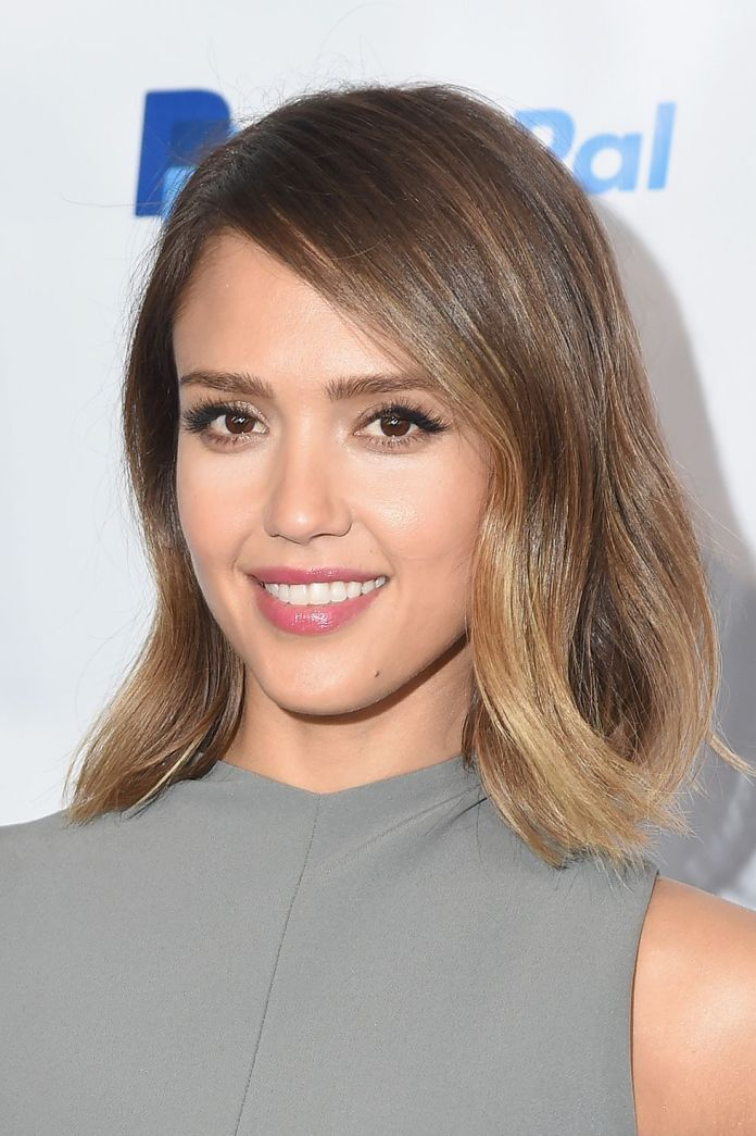 Sleek-and-Side-Swept-Bangs-1 14 Best Hairstyles With Bangs to Inspire Your Next Cut