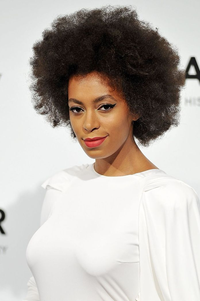 Stretched-Afro 10 Best Natural Hairstyles to Rock Right Now