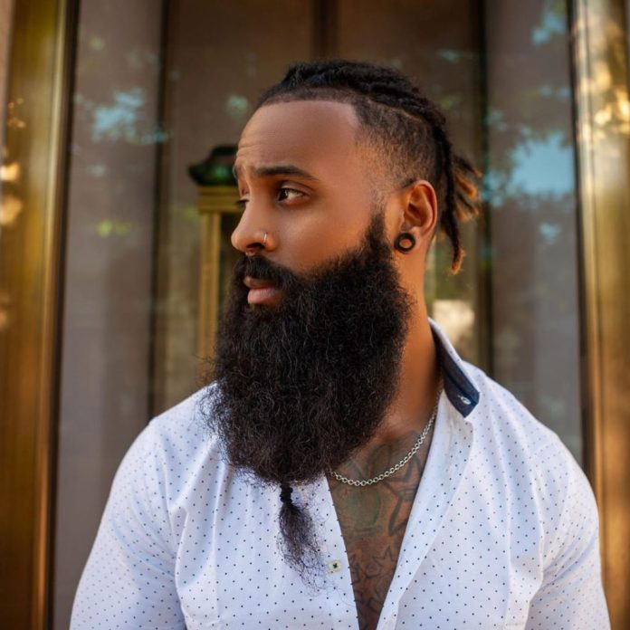 The-Full-Beard Beard Styles for Black Men to Look Stylish