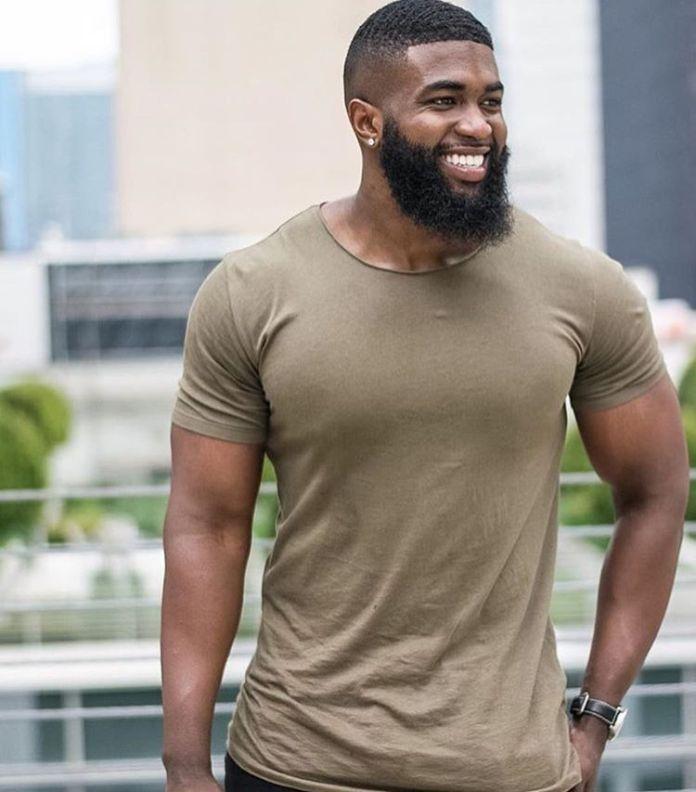 The-Garibaldi-Beard Beard Styles for Black Men to Look Stylish