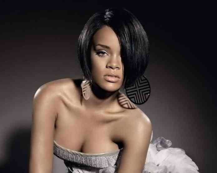 The-Rihanna-Bob Cutest Bob Haircuts for Women to Bump Up The Beauty