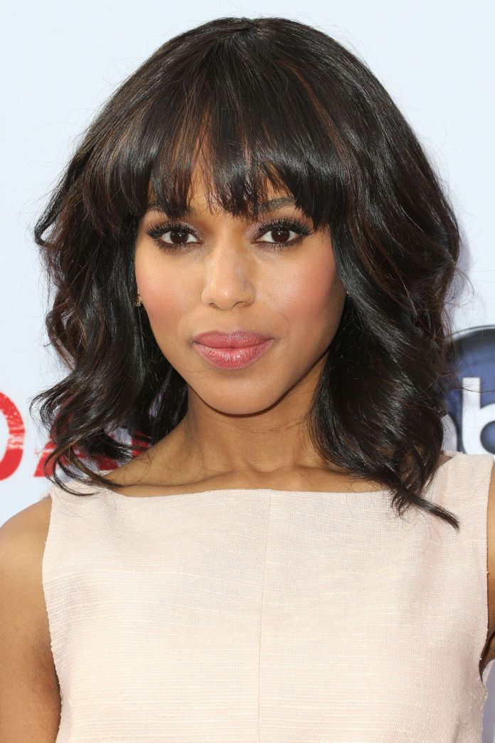 Thick-and-Choppy-Bangs 14 Best Hairstyles With Bangs to Inspire Your Next Cut