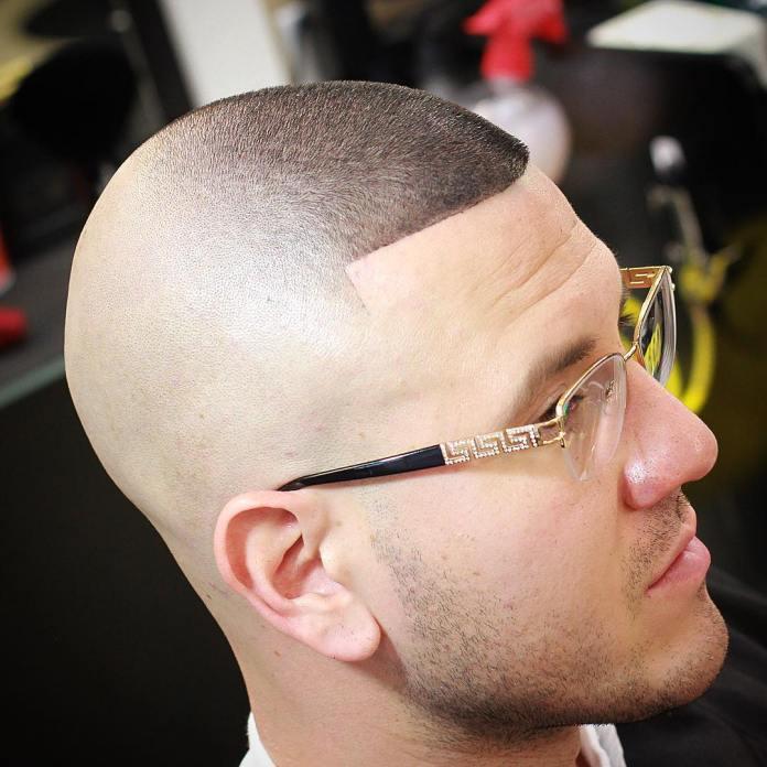 Bald-Fade-Cut Most Trendy Looks of Short Fade Haircuts