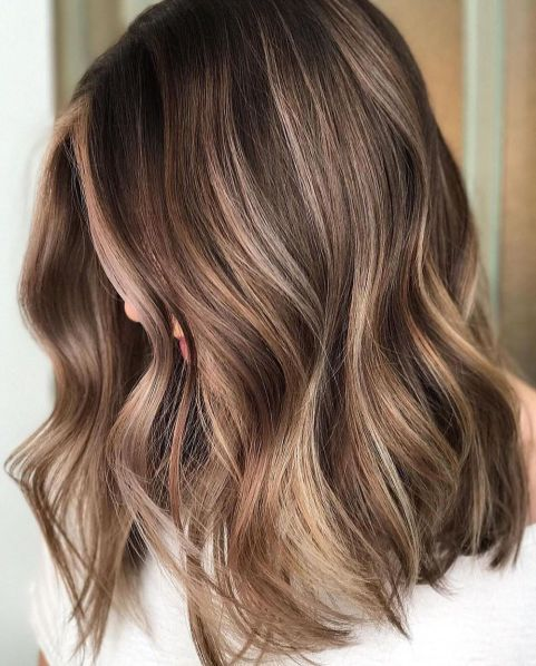 Barely-There-Blonde-Highlights Balayage and Everything About This Trendy Hair Color