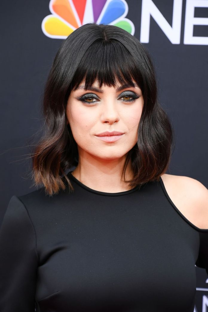 Bobs-with-Fringe-bangs 15 Stunning Bob Cuts That'll Convince You To Go Short