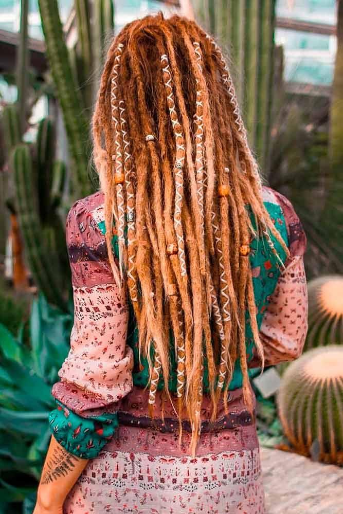Boho-Chic-Braids Braids Hairstyles 2020 for Ultra Stylish Looks