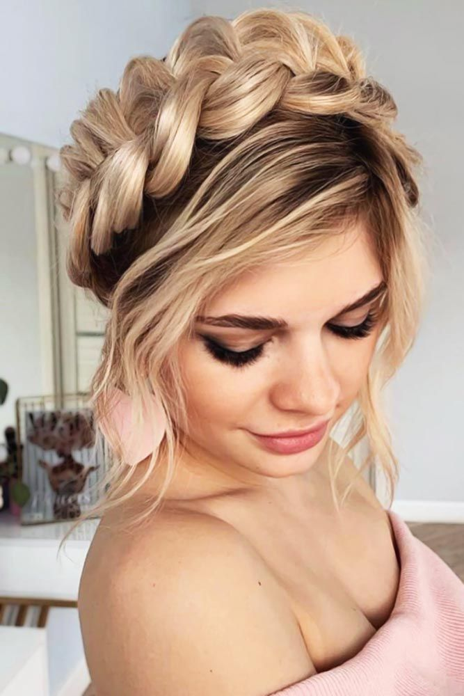 Braided-Bun Braids Hairstyles 2020 for Ultra Stylish Looks