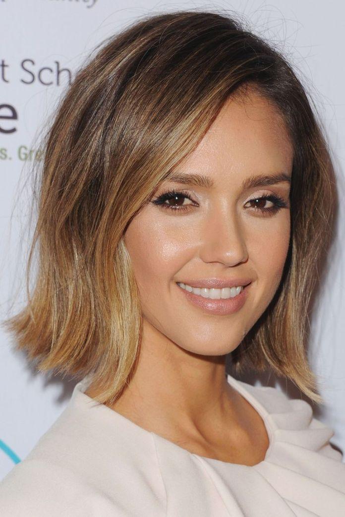 Bronde-Ombré 14 Gorgeous Brown Hair Color Ideas 2020