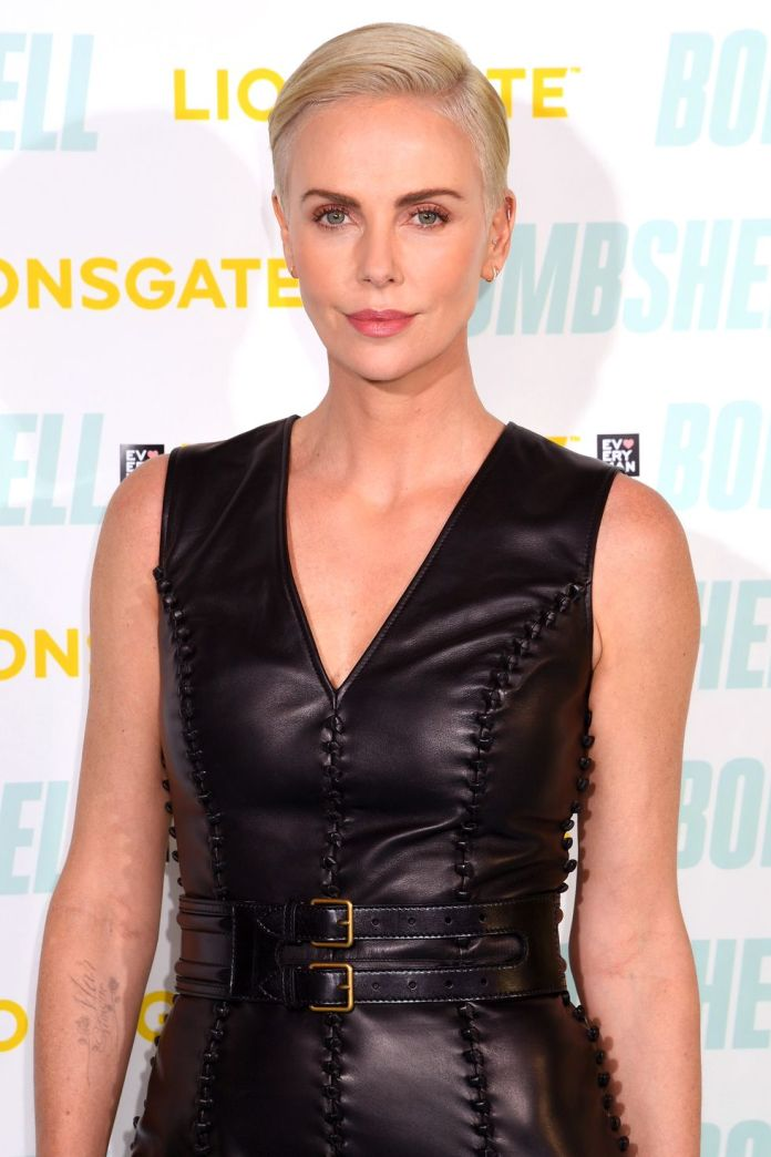 Charlize-Therons-Polished-Pixie-1 15 Pixie Cuts for All Hair Textures in 2020