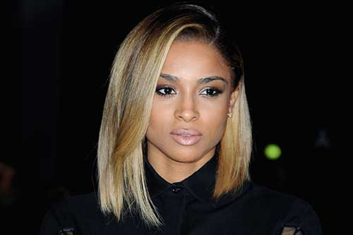 Ciara's-Straight-Blonde-Long-Bob 15 Ultimate Straight Long Bob Hairstyles