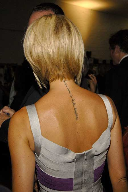 Interesting-Nice-Bob-Hairdo-Back-View Gorgeous Layered Cut Bob Hairstyles