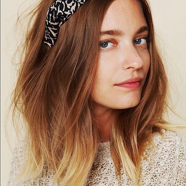 Long-Bob-For-Fine-Hair-With-Blonde-Ombré-Scarf-Detail 15 Hottest bobs hairstyles to try in 2020