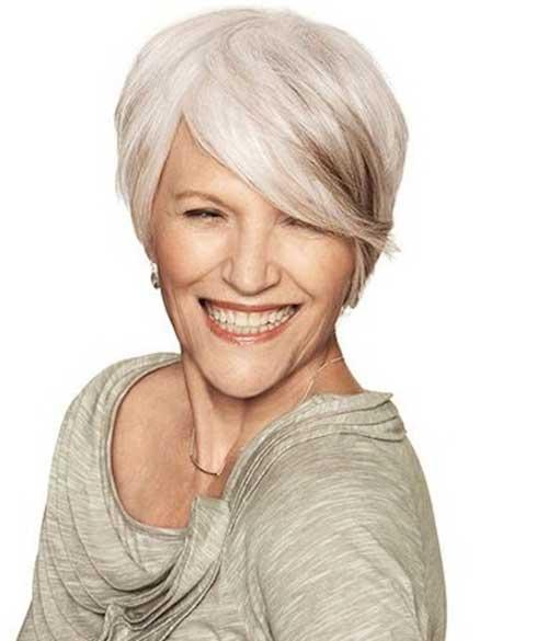 Maye-Musk Most Beloved Short Hair Styles for Older Women