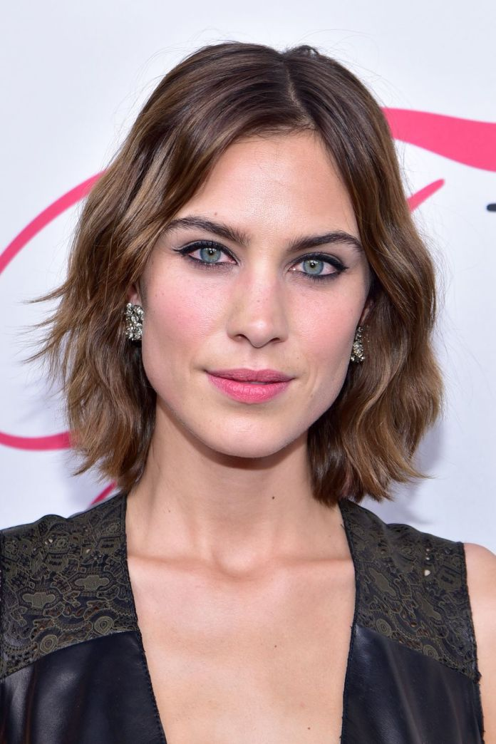 Messy-Mid-Length 12 Best Shag Haircuts That Look Stunning on Everyone