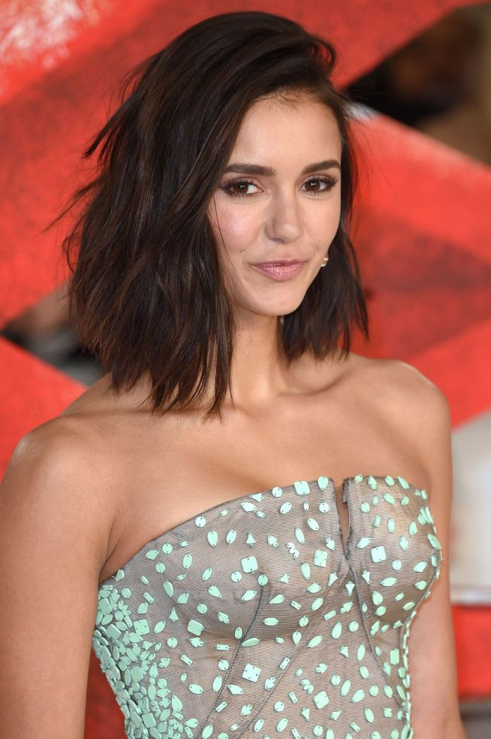 Mis-Matched-Length-Bob 12 Hairstyles for Fine Hair That Won't Fall Flat