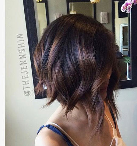 Popular-Balayage-Hair-Color-Ideas-013-ohfree.net_ Popular Balayage Hair Color Ideas for Short Hair
