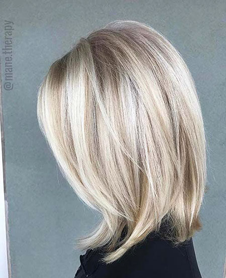 Popular-Balayage-Hair-Color-Ideas-014-ohfree.net_ Popular Balayage Hair Color Ideas for Short Hair