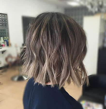 Popular-Balayage-Hair-Color-Ideas-019-ohfree.net_ Popular Balayage Hair Color Ideas for Short Hair