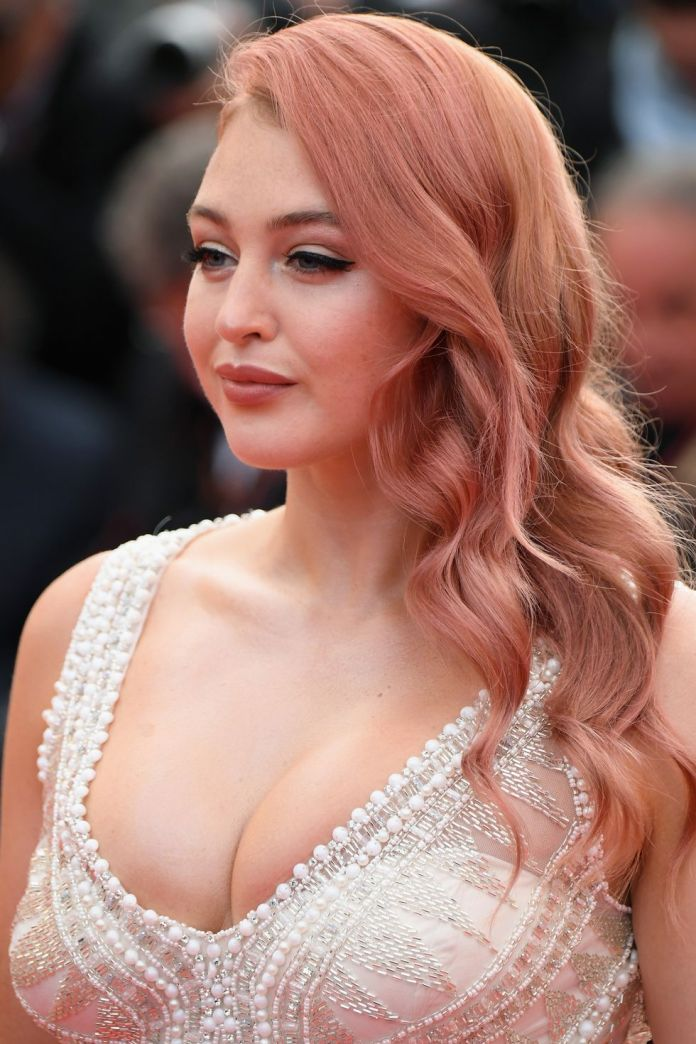 Rose-Gold 12 Summer Hair Colors to Rock Right Now