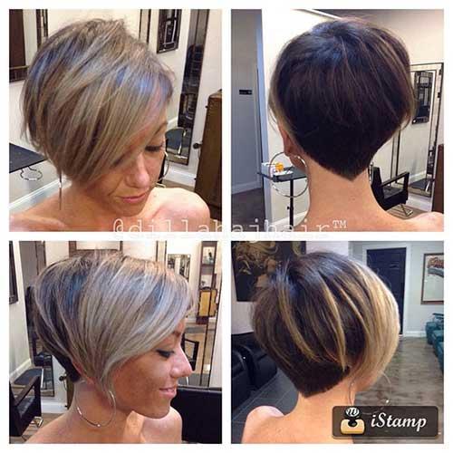 Short-Layered-Hair-for-Women Super Short Haircuts for Women