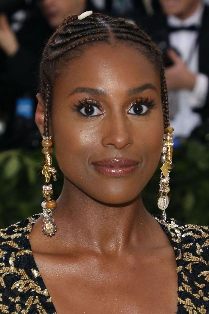 Thin-Braids-with-Gorgeous-Beads Natural Hair Braids to Enhance Your Beauty