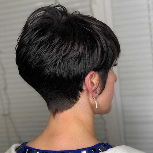 Very-Short-Haircut Super Short Haircuts for Women