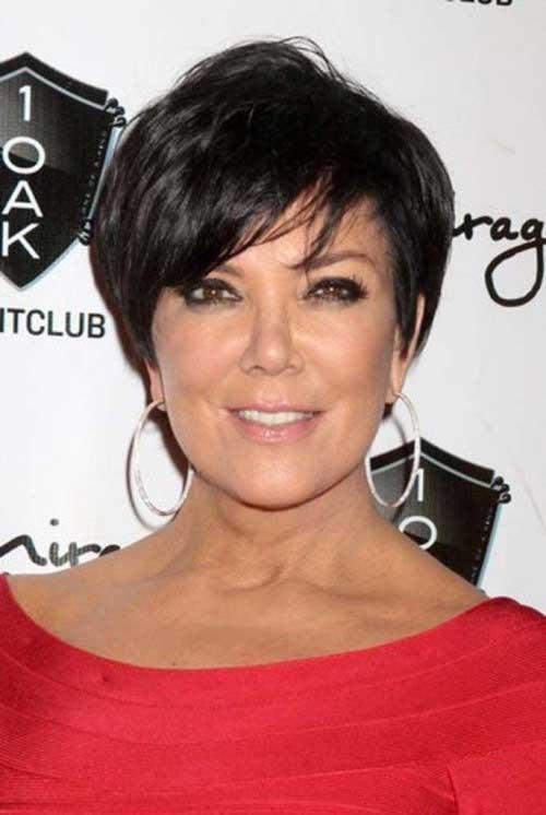 Women-Over-50 Most Beloved Short Hair Styles for Older Women