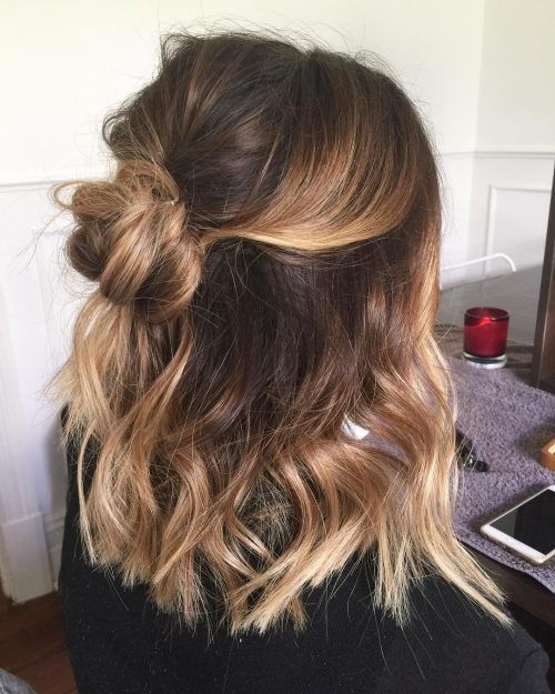 relaxed_boho_look 14 Medium Hairstyles for Women in 2020