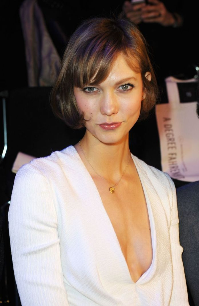 short-curled-ends-and-and-side-swept-bangs. Bobs and their hottest endless variations in 2020